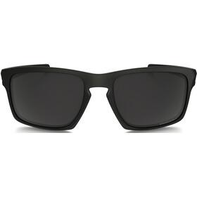 Oakley Sliver Sonnenbrille matte black/prizm black polarized